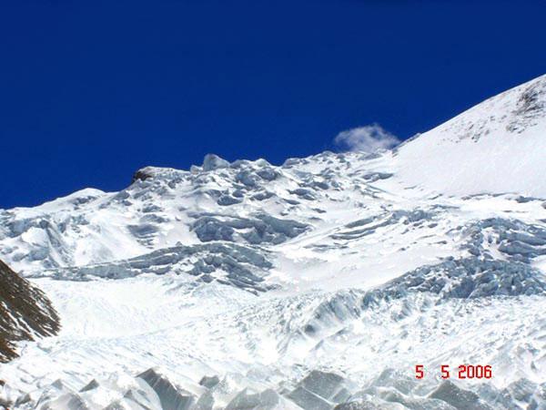 Первый ледопад