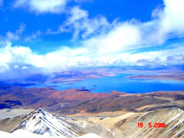 Озеро Ракас Тал - озеро дьявола