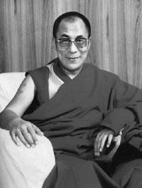 Далай-Лама XIV – Лобсанг Тензин Гьятсо