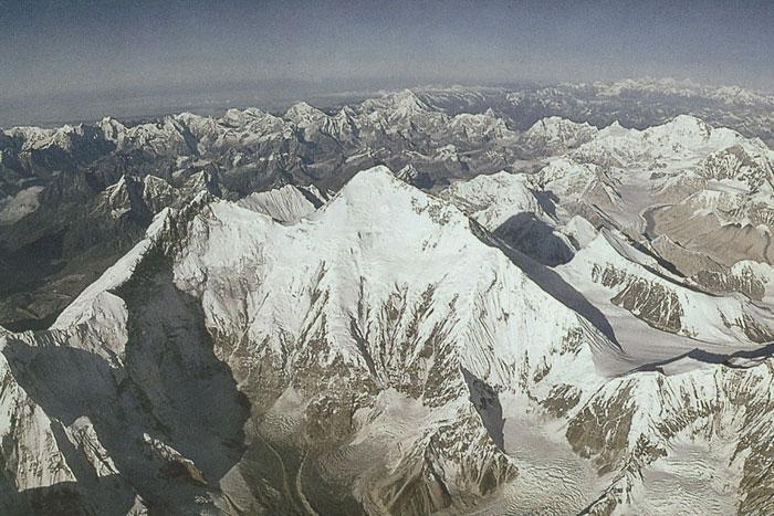 Эверест с Востока