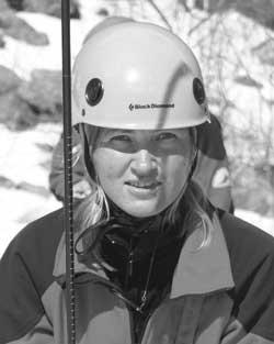 Морозова Ирина. Сборы май 2007.