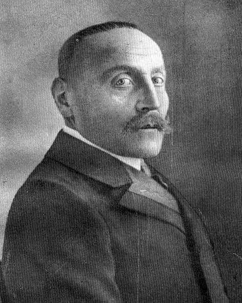 Готфрид Мерцбахер