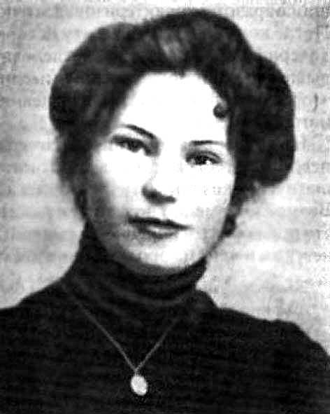 Корженевская (Топорнина) Евгения Сергеевна