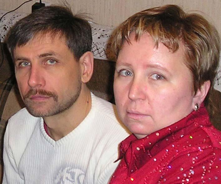 Ламонов Андрей Анатольевич и Ламонова (Андреева) Мария Германовна