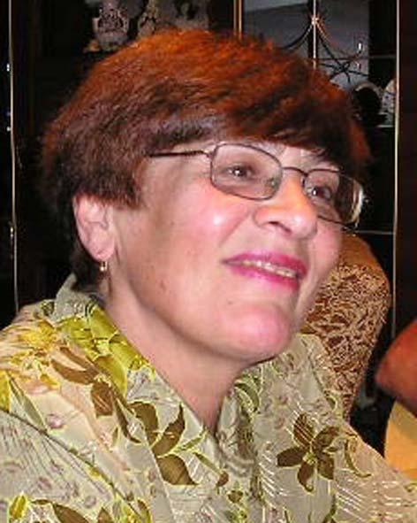 Барышева Ольга Николаевна