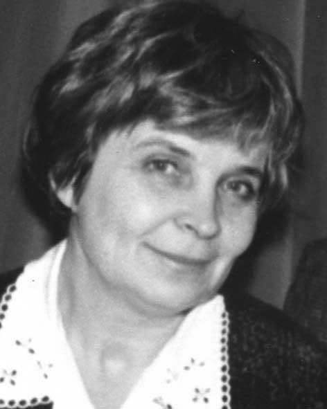 Симонова Вера Николаевна