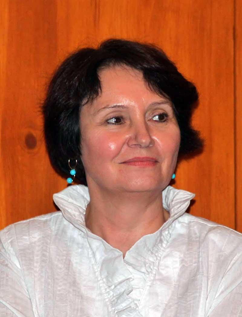 Хитрова Юлия Наримановна